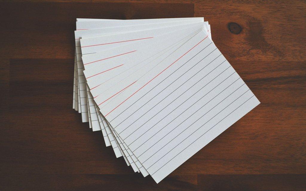 Courses – A Writer Prepares