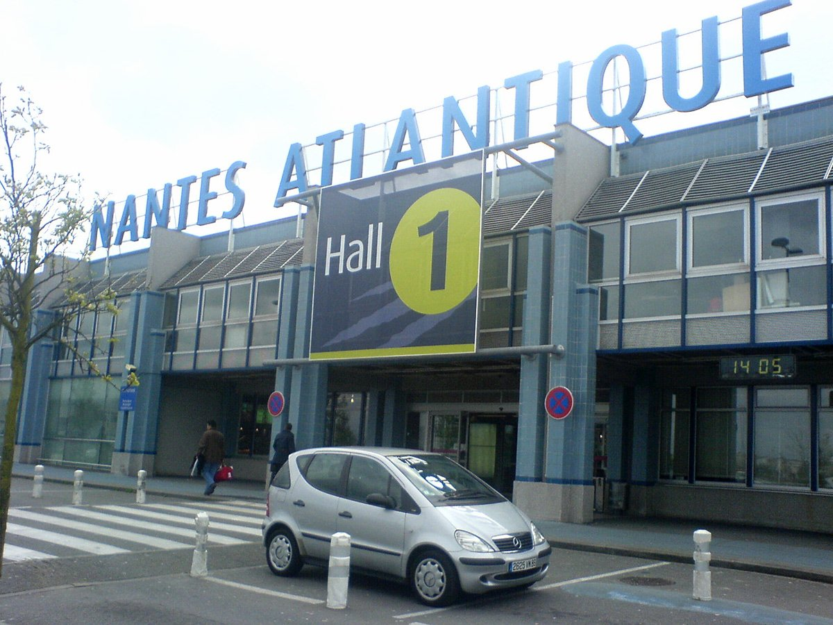 Nantes Atlantique International Airport