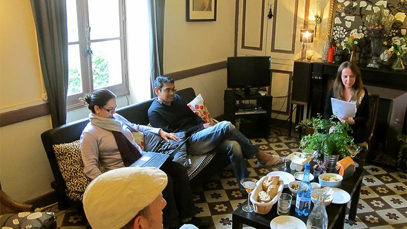 Masterclass Retreat with Emma Claire Sweeney: Behind the Scenes of A Book